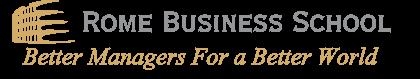 Rome Business School e-learning